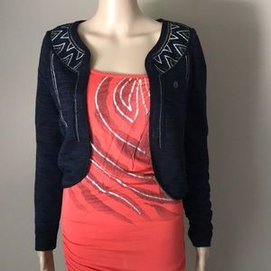 NWT American Eagle Outfitters open cardigan Sz S